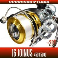 16ジョイナス 4500,5000用 MAX2BB フルベアリングチューニングキット