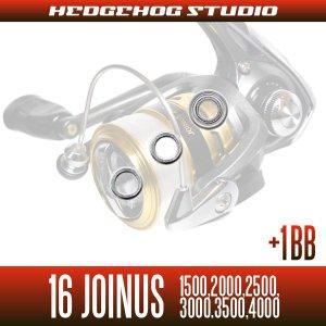 画像2: 16ジョイナス 1500,2000,2500,3000,3500,4000用 MAX1BB フルベアリングチューニングキット