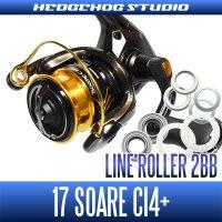 17ソアレCI4+ 500S番専用 ラインローラー2BB仕様チューニングキット Ver.1