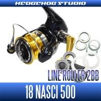 18ナスキー 500番専用 ラインローラー2BB仕様チューニングキット Ver.1