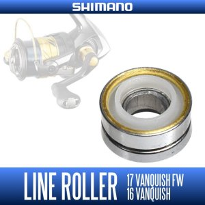 画像1: 【シマノ純正】 17ヴァンキッシュFW・16ヴァンキッシュ用 純正ラインローラー ※メンテナンス用品