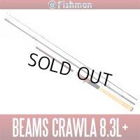 [Fishman/フィッシュマン] ★新製品★Beams CRAWLA 8.3L+(ビームス クローラ)