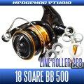 18ソアレBB 500S番専用 ラインローラー2BB仕様チューニングキット Ver.1