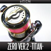 【MTCW】オリジナルラインローラー 零 ZERO Ver.2(チタン製)