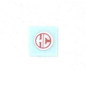 画像1: 【ハネダクラフト】パワーハンドル用 HCステッカー