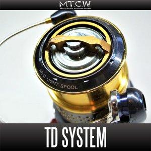 画像1: 【MTCW】TD system ドラグノブ(TDシステム)