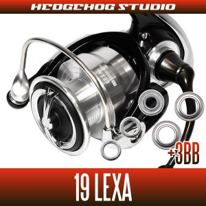 画像1: 19レグザ LT2500,LT2500D-XH,LT3000D-CXH,LT3000,LT3000-XH,LT4000D-CXH,LT5000D-CXH,LT6000D-H用 MAX8BB フルベアリングチューニングキット