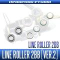 シマノ 15BB-X リンカイ スペシャル用 ラインローラー2BB仕様チューニングキット Ver.2