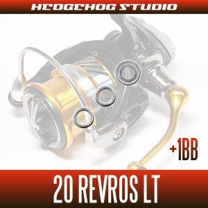 画像2: 20レブロス LT1000S, LT2000S, LT2000S-XH, LT2500D, LT2500S, LT2500S-H, LT3000D-C, LT3000-CH, LT3000S-CH-DH, LT4000-CH, LT5000D-CH, LT6000D-H用 MAX5BB フルベアリングチューニングキット