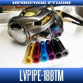 【シマノ】18バンタムMGL用 レベルワインドパイプ LVPIPE-18BTM(3点セット)