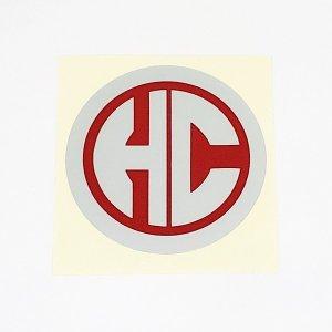 画像1: 【ハネダクラフト】BIG HCステッカー