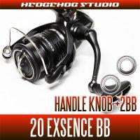 20エクスセンスBB用 ハンドルノブ2BB仕様チューニングキット (+2BB)