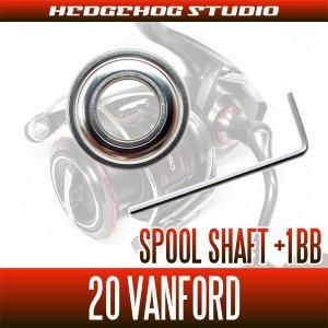 画像2: シマノ 20ヴァンフォード 4000,4000MHG,4000XG,C5000XG用 スプールシャフト1BB仕様チューニングキット Lサイズ(ソルトウォーターフィッシング・ショアジギ・オフショア)