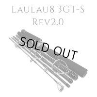 【TRANSCENDENCE/トランスセンデンス】 Laulau8.3GT-S Rev2.0 /ラウラウスピニング