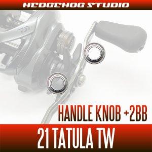 画像2: 【ダイワ】21タトゥーラ TW 300, 400用 ハンドルノブベアリングチューニングキット(+2BB)