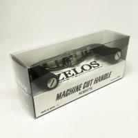 【ZPI】ZELOS マシンカットハンドル 92mm(シマノ・アブ・ダイワ共用)