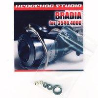ブラディア 3500用 MAX10BB フルベアリングチューニングキット