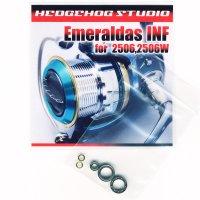 エメラルダスINF 2506W用 MAX9BB フルベアリングチューニングキット