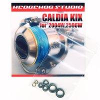 カルディアKIX 2506W用 MAX10BB フルベアリングチューニングキット