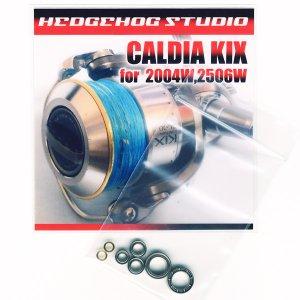 画像1: カルディアKIX 2506W用 MAX10BB フルベアリングチューニングキット