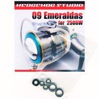 09エメラルダス 2506W用 MAX14BB フルベアリングチューニングキット