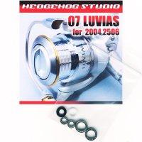 07ルビアス 2004用 MAX11BB フルベアリングチューニングキット