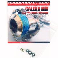 カルディアKIX 2508W カスタム用 MAX9BB フルベアリングチューニングキット
