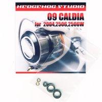 09カルディア 2506W用 MAX10BB フルベアリングチューニングキット