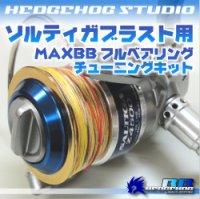 ソルティガブラスト 4000用 MAX10BB フルベアリングチューニングキット