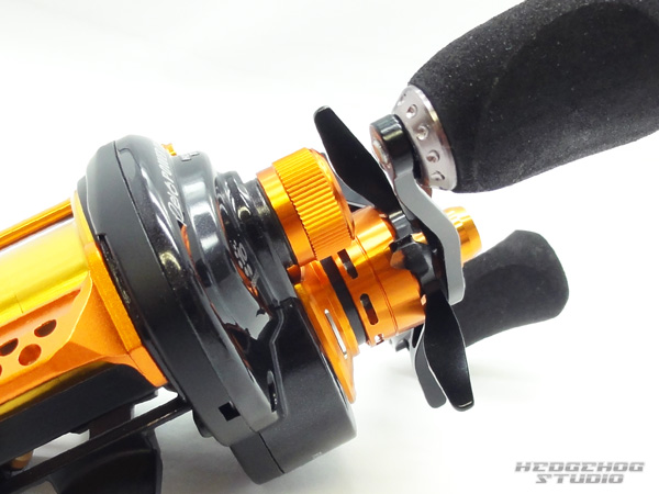 Revo Power Crank OFFSET STAR DRAG