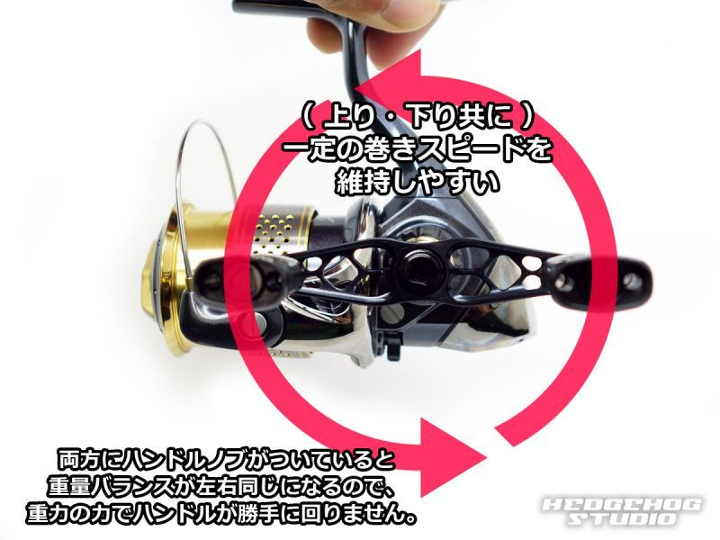 How to Choose the Most Suitable Spinning Reel Handle (Single