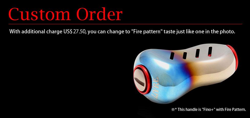 Handle Knob Custom Order