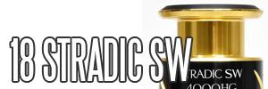 18ストラディックSW用 スペアスプール