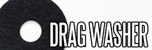 スピニングリール トーナメントドラグワッシャー