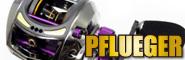 PFLUEGER baitcasting reel