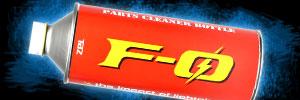 F-0 パーツクリーナー ボルト