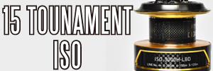 15 TOURNAMENT ISO LBD Spool